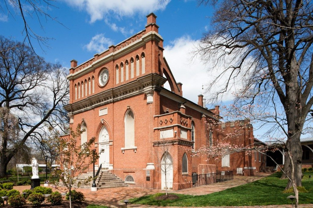 Historic Chapel on Paca Street